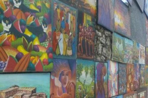 Article : Exhibition à ciel ouvert