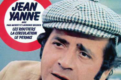 Article : Les Chinois à Paris – Jean Yanne – 1974