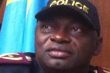 Le général Kanyama en RDC.