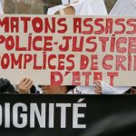 La manifestation contre les violences policières, le 19 mars à Paris.