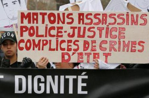 Article : «Police partout, justice nulle part», crient les banlieues françaises