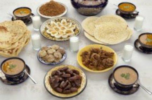 Article : Mon premier Ramadan
