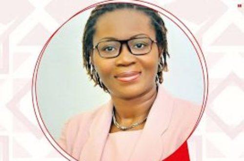 Article : Marie-Anne Assanvo N'Guessan : «être une femme a été un défi»