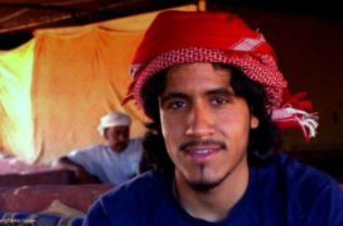 Article : Portrait d'un Bédouin du Wadi Rum Jordanie