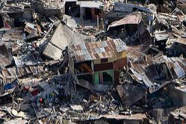 L'état d'urgence environnemental en Haiti.