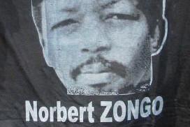 Norbert Zongo : figure de la liberté de la presse au Burkina-Faso.