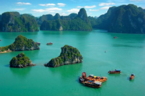 Article : Vietnam dans le sillage des jonques