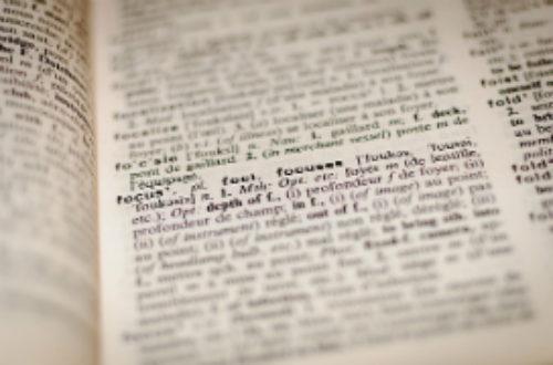 Article : Petit lexique ivoirien #4