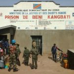 Prison de Kangbayi Beni