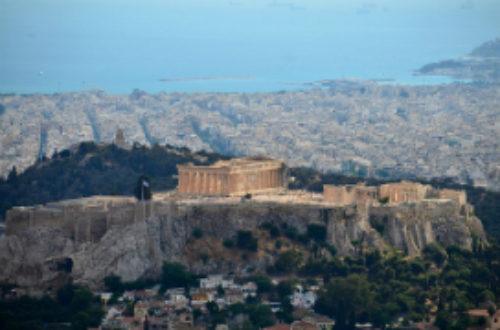 Article : La Grèce divisée