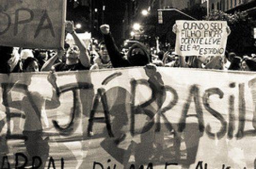 Article : Brésil: la faillite des élites et l'effet domino