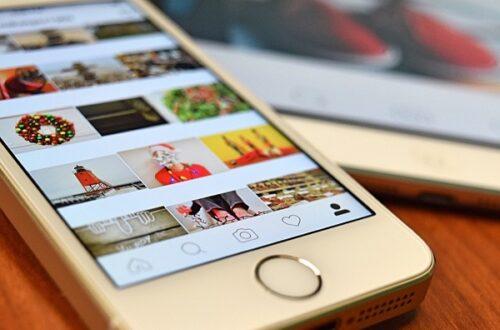 Article : Instagram : vive la déprime pour les 14-24 ans !