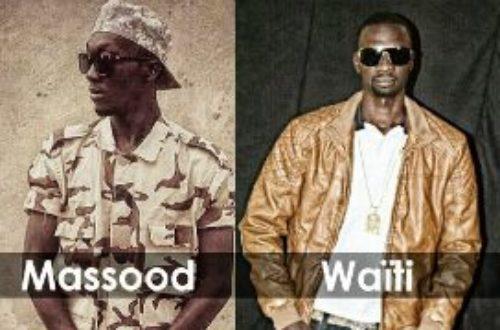 Article : Massood & Waïti: deux styles qui se côtoient sans se mélanger