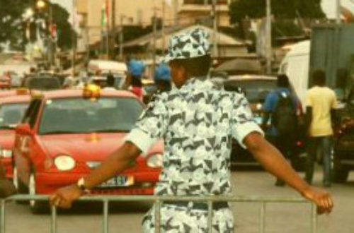 Article : #abidjan2017 : des chauffeurs de taxi en colère