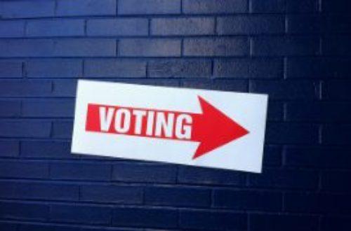 Article : Inscrivez-vous sur les listes électorales !