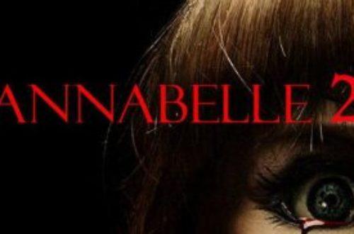 Article : J'ai regardé Annabelle 2