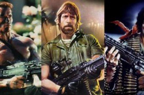 Article : L'Afrique vous maudit, Schwarzenegger, Chuck Norris, Stallone et cie