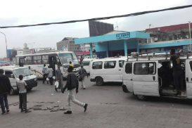 Les rues de Kinshasa