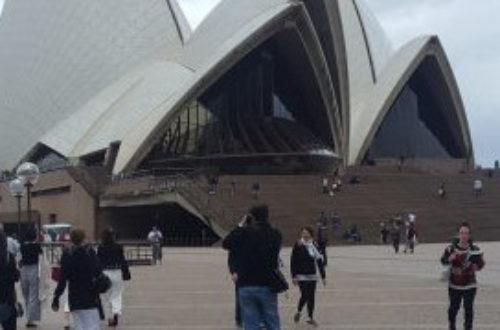 Article : Virée à Sydney en Australie