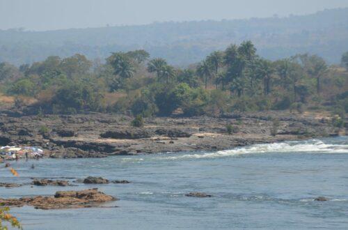 Article : En Guinée, un village de pêcheurs menacé par la montée des eaux