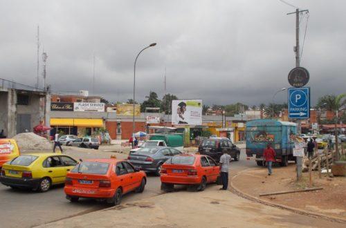 Article : Le boulevard Nangui Abrogoua d'Abidjan, un exemple du désordre ivoirien !