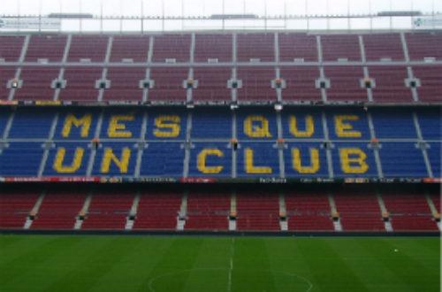Article : La Catalogne en route vers l'indépendance footballistique!