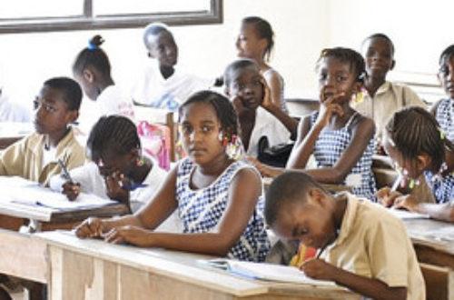 Article : Les obsèques du droit à l'éducation en Côte d'Ivoire