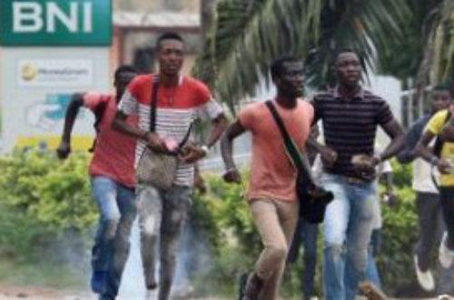 Article : La Fédération Estudiantine et Scolaire de Côte d'Ivoire reprend la lutte