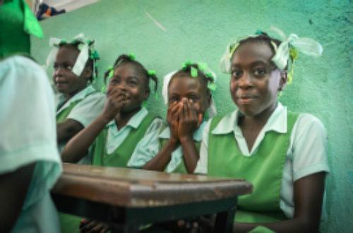 Article : Quelle rentrée des classes en Haïti? #MondoChallenge #LaRentréeDesClasses