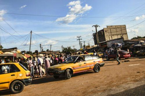 Article : #MondoCorrespondance : «Moi je rêve pour mon pays et pour toute l'Afrique…»