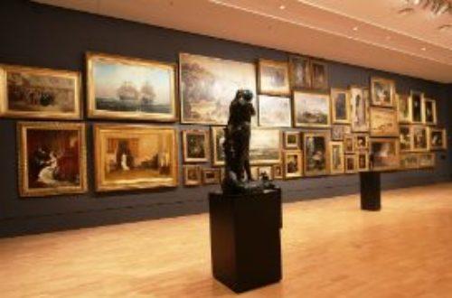 Article : Melbourne : diversité des oeuvres d'art au «National Gallery of Victoria»