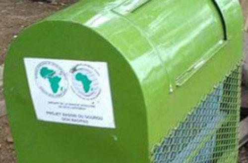 Article : Les poubelles « BADs » dans les rues de la commune d'Adjamé à Abidjan