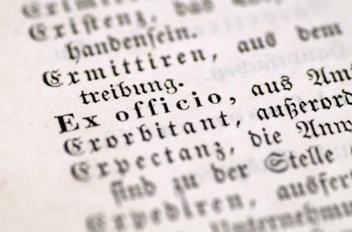 Article : Les pépites de Mondoblog : à en perdre son latin