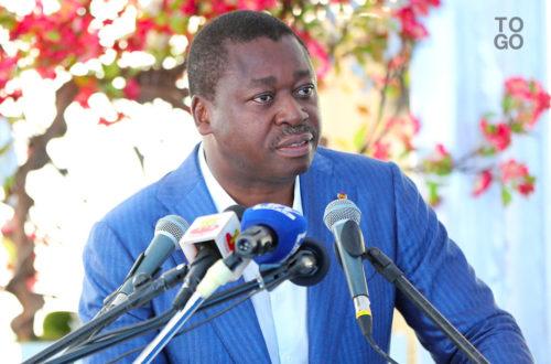 Article : Ce que Faure Gnassingbe fait au Togo