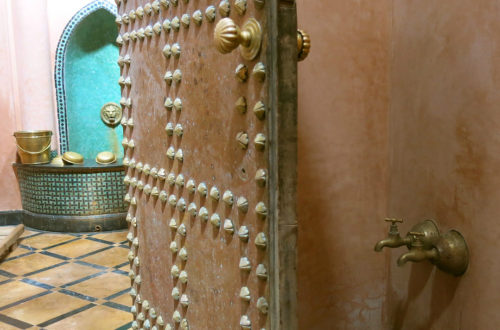 Article : L'intimité du hammam marocain