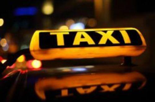 Article : J'ai rêvé de mon chauffeur de taxi