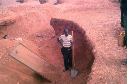 Article : Comme des forçats dans la carrière de Néma, en Mauritanie