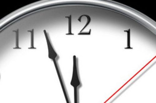 Article : Messieurs les ministres camerounais, la montre n'est pas là juste pour décorer