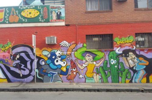 Article : Art et gastronomie à Melbourne