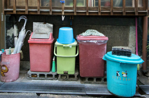 Article : Le Japon, roi du recyclage?