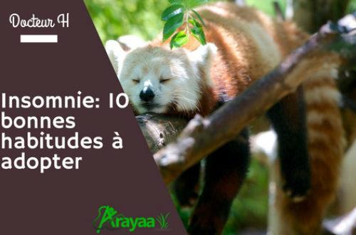 Article : 10 bonnes habitudes à adopter pour éviter les insomnies