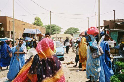 Article : Un festival pour donner vie au slam en Mauritanie
