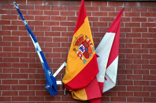 Article : Catalogne-Québec, une patate chaude pour les Canadiens