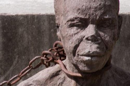 Article : Je pensais être une fille d'esclave, je suis encore une sœur d'esclave !