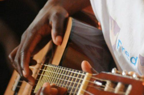 Article : L'activisme en Afrique se met en musique