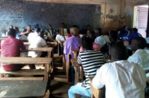 Article : Développement local africain : les natifs d'une sous-préfecture guinéenne au cœur des préoccupations communautaires !