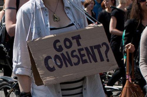 Article : La playlist du consentement