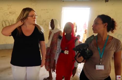 Article : Au Tchad, Unicef et Wenaklabs luttent contre la fracture numérique