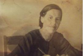 Praskovia Fiodorovna - Kristina Berkut - Archives familiales -
