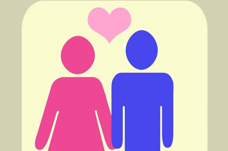 homme-femme-logo-symbole-coeur-amour